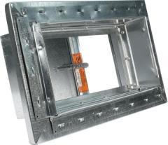 Ductboard Plenum Register Box 58EAR