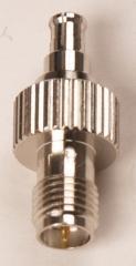 MCX Plug (Male) to Reverse Polarity SMA (RP-SMA) Jack