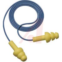 Corded Earplugs, 3M 340-4004