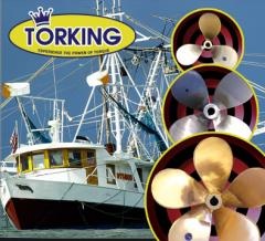 3, 4, and 5 blade Torking Propellers