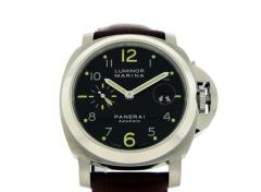 Panerai Luminor PAM 000 Base Logo Stainless Steel
