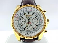 Breitling for Bentley Motors 18k Rose Gold Limited Edition Watch