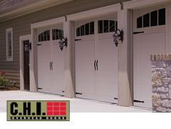 C.H.I. Steel Carriage House Gargage Doors