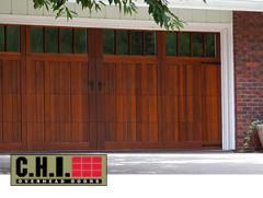 C.H.I. Wood Carriage House Garage Doors