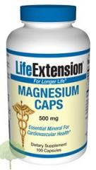 Magnesium Caps Heart Health