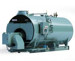Wetback Packaged Boiler