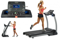 LifeSpan TR12000i Folding Treadmill