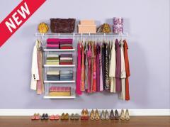 Closet Helper™ 4-Shelf Unit