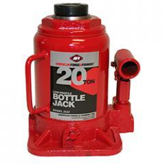 Bottle Jack 20 Ton, Short Body