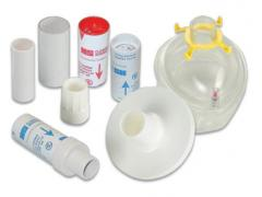 Disposable Mouthpieces/Filters/Masks/Adapters