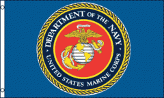 Marine Navy Flag