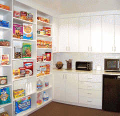 Beautiful Pantry Collections