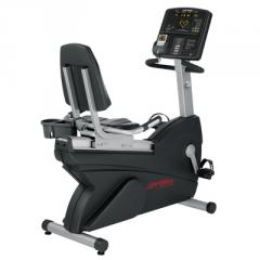 Life Fitness Club Series Recumbent Exercise Bike
