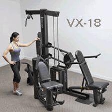 Vectra VX18 Home Gym