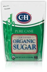 C&H® Pure Cane Organic Sugar