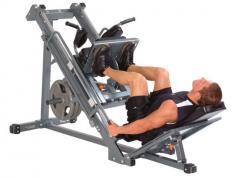 KF-LPHS (Leg Press/Hack Squat Machine)