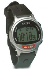 Cadex Medication Reminder Alarm Watch
