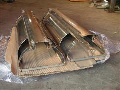 Formed Sheet Metal Covers