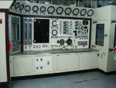 Bauer Main Fuel Accessories Test Stand