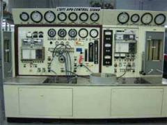 APU Fuel Accessories Test Stand