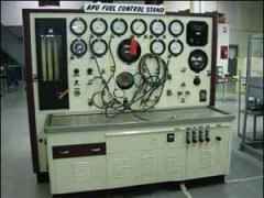 APU Fuel Control Test Stand
