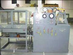 Fuel Nozzle and Manifold Test Stand