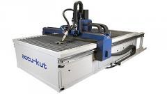 Accu-kut CNC Plasma Cutter