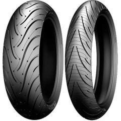 Michelin Pilot Road 3 Dual Compound Tires -