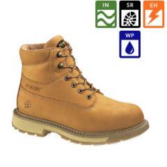 Wolverine Waterproof Work Boot