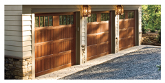 Model 9800 Wayne Dalton Fiberglass Garage Door