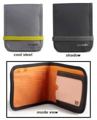 RFIDtec™ 100 RFID-Blocking Bi-Fold Wallet