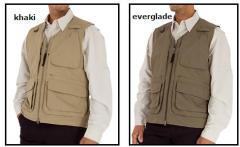 Men's Field Guide Travel Vest