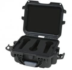 Waterproof mic case-6 mics