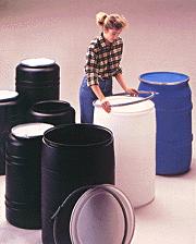 Drums, Plastic