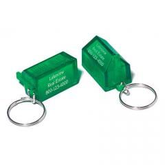G136 House Key Rings