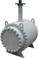 Valbart Cryogenic Trunnion-Mounted Ball Valve