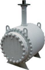 Valbart Cryogenic Trunnion-Mounted Ball Valve