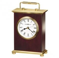 613-528 Rosewood Bracket Table Clock