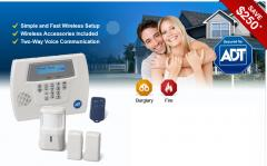Safewatch® QuickConnect Security System