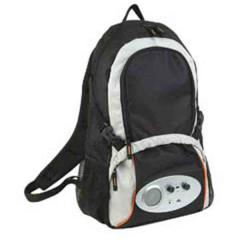 A A A & M K Promotion - 179B-Radio-Bag Backpack
