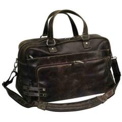 Bellino - 6817 The Journey Distressed Leather Casual Case