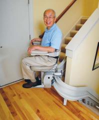 Bruno's Electra-Ride III Stairlift