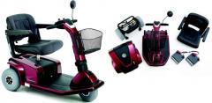 Celebrity X 3-Wheel Scooter