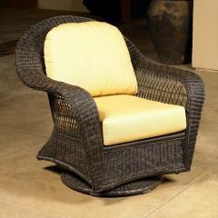NCI - Port Royal Swivel Glider Chair