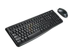 Logitech Keyboard/Mouse Combo