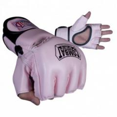 Combat Sports Traditional Grappling Gloves - Pink