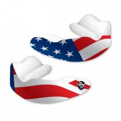 Revgear Fightdentist™ Boil & Mold Mouth Guard - Stars & Stripes