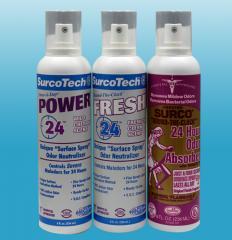 F. Power 24™, Fresh 24™ & Round-The-Clock™