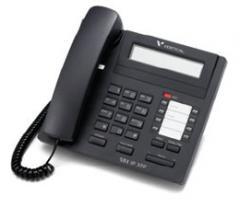 Vertical Digital 8 Button Phone
