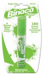 Binaca Aeroblast Spray Spearmint 0.214oz